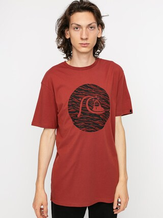Quiksilver Jungle Bubble T-shirt (henna)