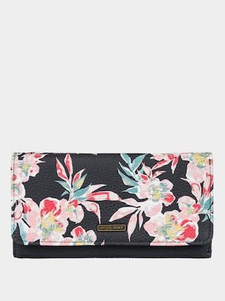 Roxy Hazy Daze Wallet Wmn (anthracite wonder garden s)