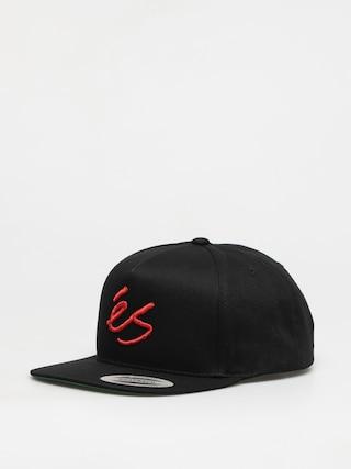 eS Script Snapback ZD Cap (black)