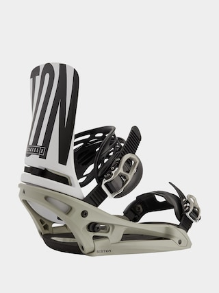Burton Cartel X Est Snowboard bindings (team gray)