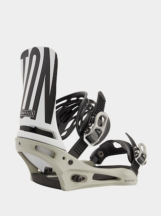 Burton Cartel X Snowboard bindings (team gray)