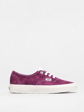 Vans Authentic Shoes (pig suede/grpjuicesnwwht)