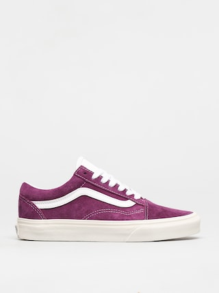 Vans Old Skool Shoes (pig suede/grpjuicesnwwht)