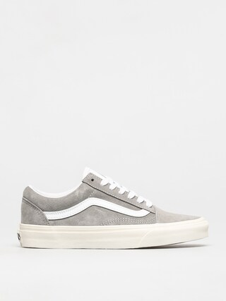 Vans Old Skool Shoes (pig suede/drizzlesnowwht)