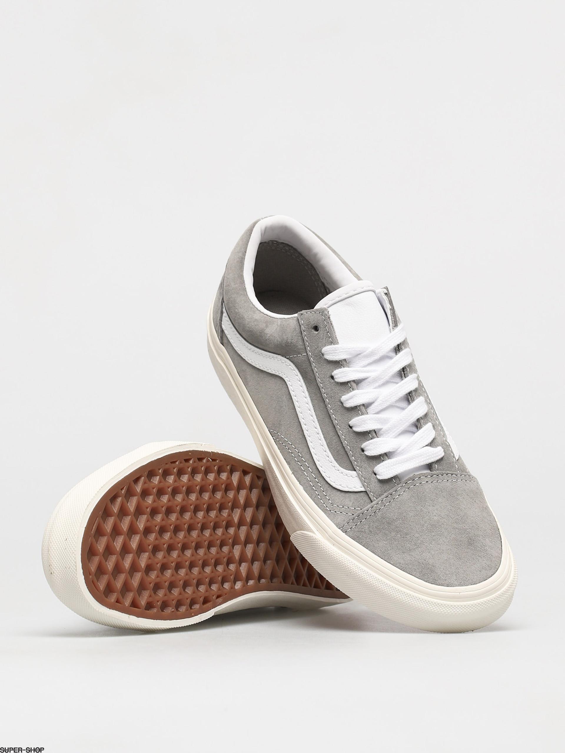 Vans Old Skool Shoes (pig suede