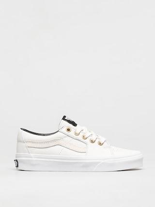 Vans Sk8 Low Shoes (leather/true white)