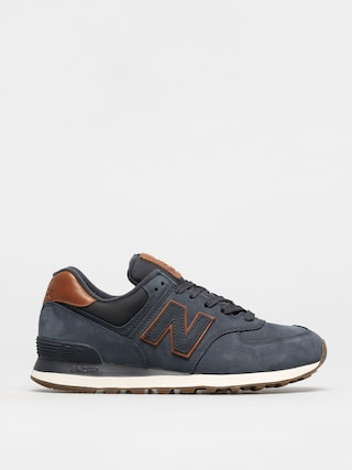 New Balance 574 Shoes (navy)