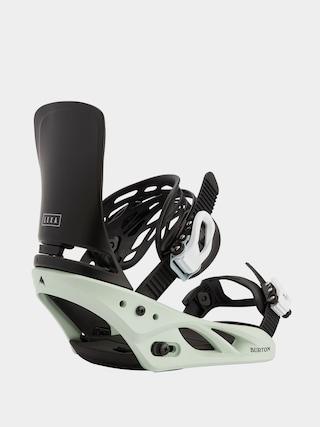 Burton Lexa Snowboard bindings Wmn (black/neo mint)