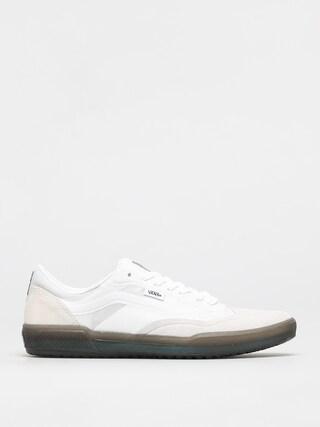 Vans Ave Pro Shoes (white/smoke)