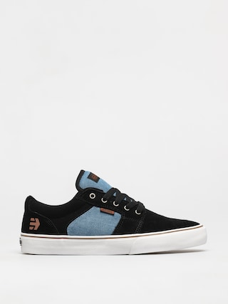 Etnies Barge Ls Shoes (black/blue/black)