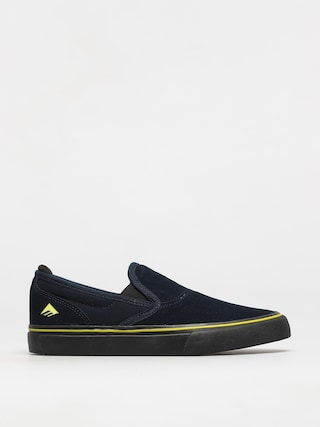 Emerica Wino G6 Slip On Shoes (navy/black)