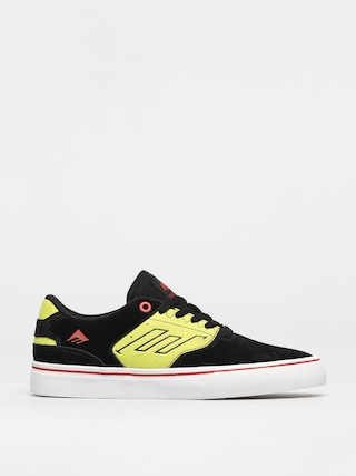 Emerica The Low Vulc Shoes (black/green)