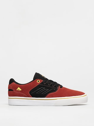 Emerica The Low Vulc Shoes (black/orange/yellow)