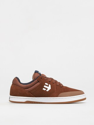 Etnies Marana Shoes (brown/navy)