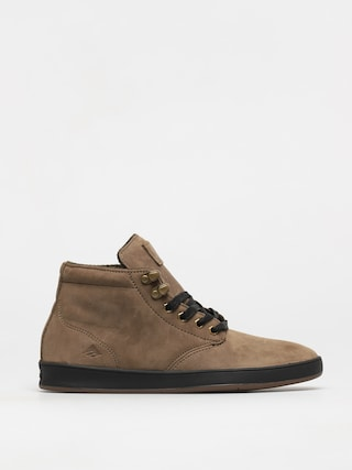 Emerica Romero Laced High Shoes (brown/gold/black)