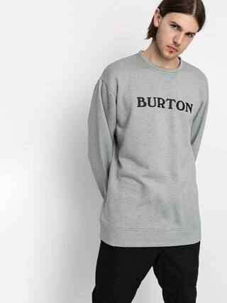 Burton Oak Active sweatshirt (gray heather)