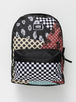 Vans Realm Classic Backpack Wmn (floral patchwork)
