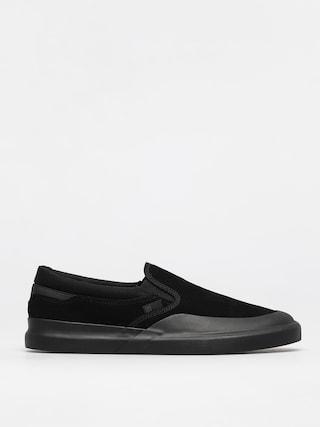 DC Infinite Slip On Shoes (black/black/black)