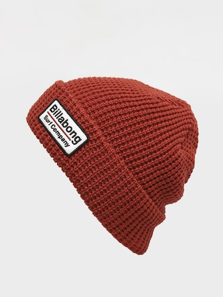 Billabong Walled Beanie (deep red)
