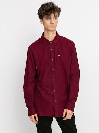 Volcom Caden Solid Shirt (port)
