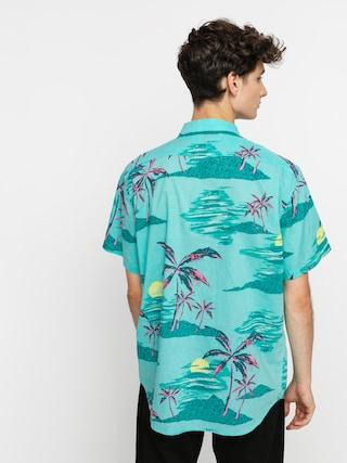 Billabong Sundays Floral Shirt (mint)