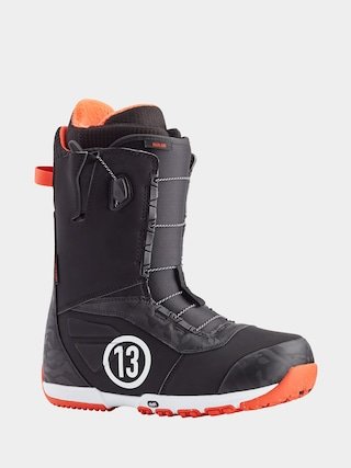 Burton Ruler Snowboard boots (black/red)
