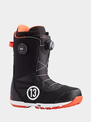 Burton Ruler Boa Snowboard boots (black/red)