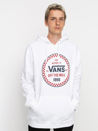 Vans Checker 66 HD Hoodie (white)