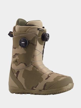 Burton Swath Boa Snowboard boots (barren camo)