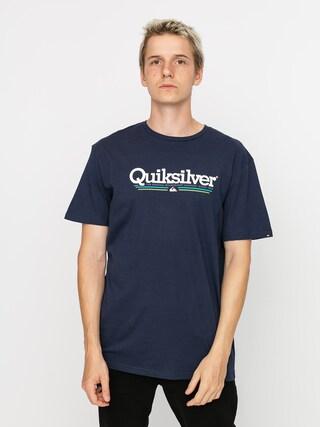 Quiksilver Tropical Lines T-shirt (parisian night)
