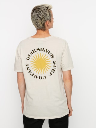 Quiksilver Earth Core T-shirt (parchment)