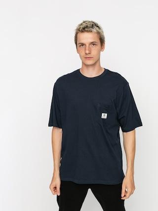 Element Basic Pocket Label T-shirt (eclipse navy)