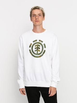 Element Water Camo Icon Fill Sweatshirt (optic white)