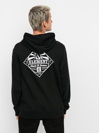 Element Medwell ZHD Hoodie (flint black)