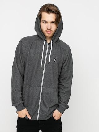 Volcom Timesoft ZIP Sweatshirt (black)