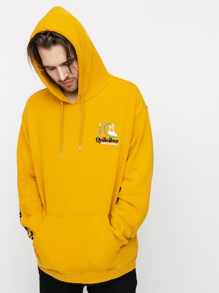 Quiksilver Sweet As Slab HD Hoodie (honey)