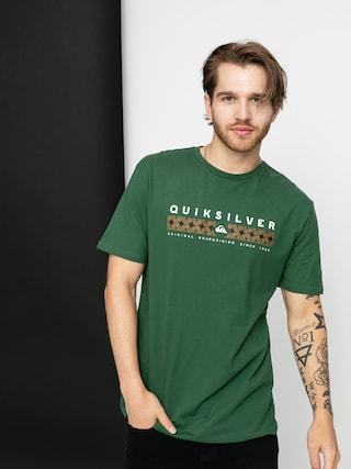 Quiksilver Jungle Jim T-shirt (greener pastures)