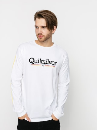 Quiksilver Tropical Lines Longsleeve (white)