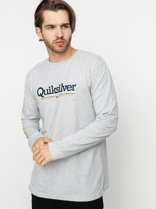 Quiksilver Tropical Lines Longsleeve (athletic heather)
