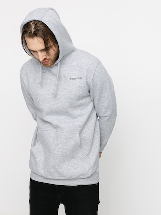 Emerica Pure Triangle HD Hoodie (grey/heather)