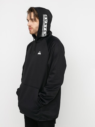 Burton Crown Weatherproof HD Active sweatshirt (true black)