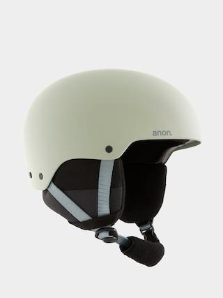 Anon Raider 3 Helmet (sterling)