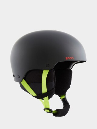 Anon Raider 3 Helmet (black pop)