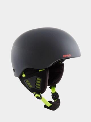 Anon Helo 2.0 Helmet (black pop)