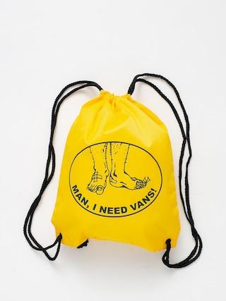 Vans League Bench Backpack (lemon chro)