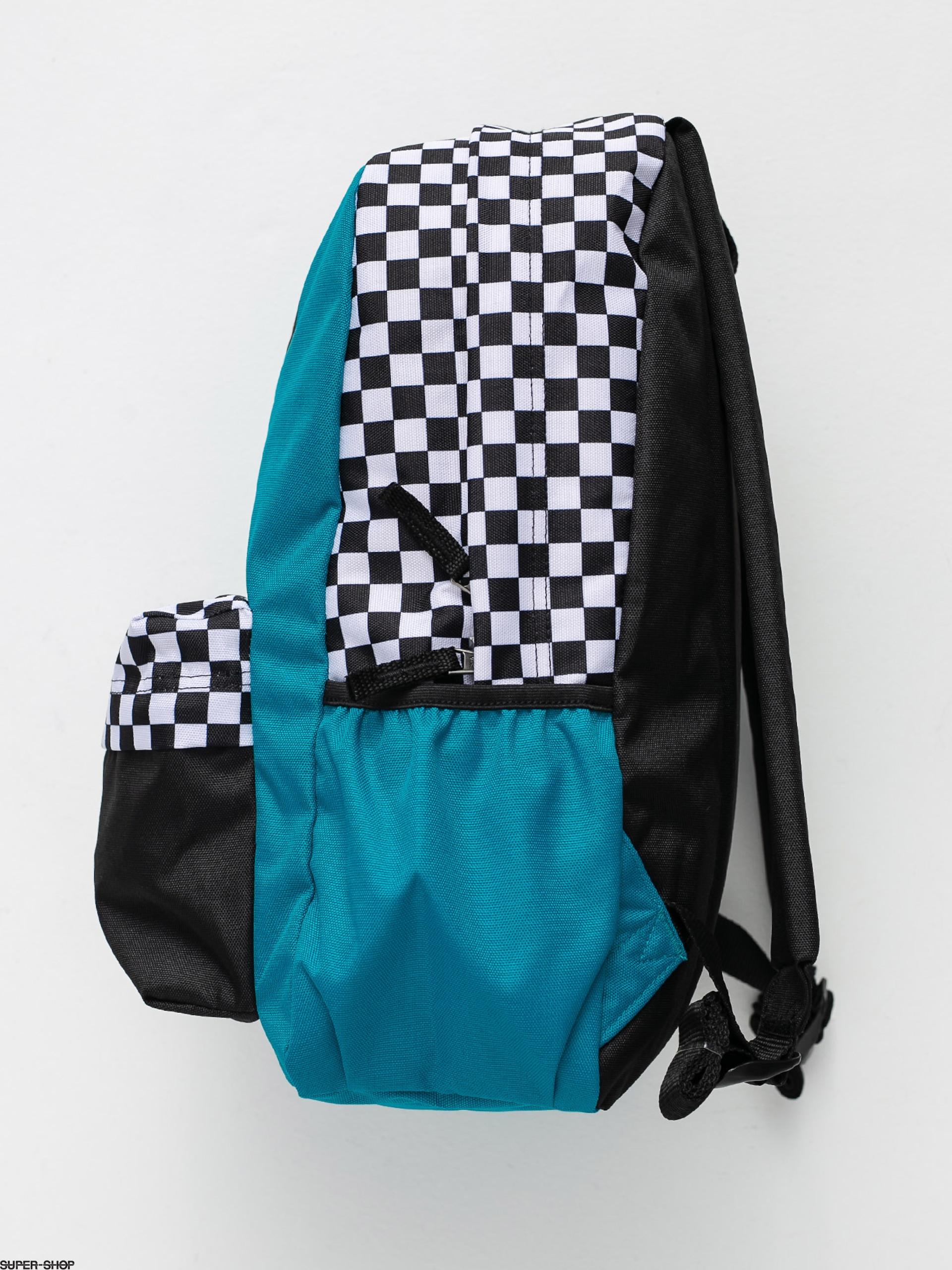 ecuación exagerar marca  Vans Street Sport Realm Backpack Wmn (enamel blue)