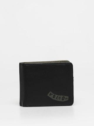 Volcom Pistol Pu 3F Wallet (black)