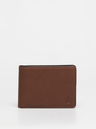 Volcom Stranglong Pu Wallet (brown)