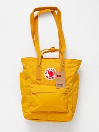 Fjallraven Kanken Totepack Backpack (ochre)