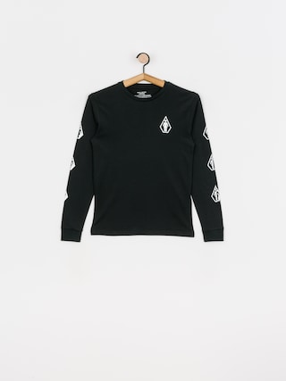 Volcom X Girl Skateboards Deadly Girl Longsleeve (black)